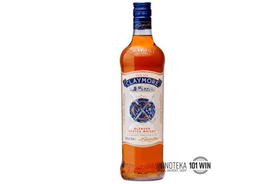 Claymore Blended Scotch Whisky 40% 0,7l - Sklep Whisky