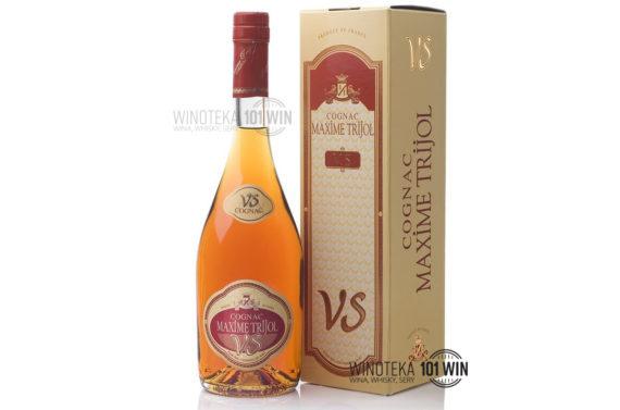 Cognac Maxime Trijol VS 40% 0,7l - sklep Koniak Szczecin, Cognac Szczecin