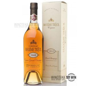 Cognac Maxime Trijol VSOP 40% 0,7l - Sklep Cognac Szczecin - Koniaki Szczecin