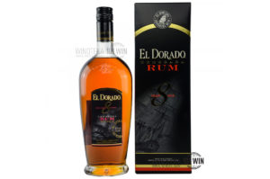 Rum El Dorado 8YO 40% 0,7l - Sklep Rum Szczecin