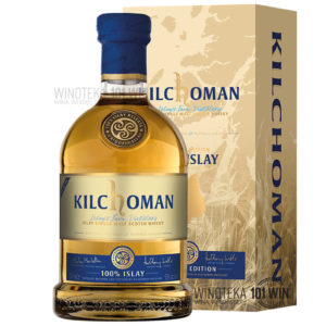 Kilchoman 100% ISLAY 5TH Edition 46% 0,7l