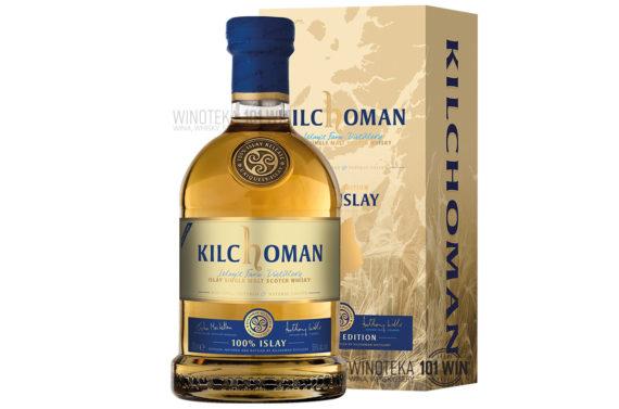 Kilchoman 100% ISLAY 5TH Edition 46% 0,7l