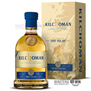 Kilchoman 100% ISLAY 7TH Edition 46% 0,7l