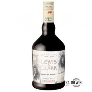 Lewis & Clark American Whisky 40% 0,7l - Sklep whisky, whiskey Szczecin