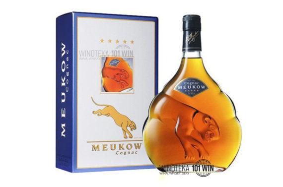 Cognac Meukow 5 stars 40% 0,7l