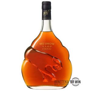 Cognac Meukow VSOP Clear Panther 40% 0,7l - Sklep Szczecin