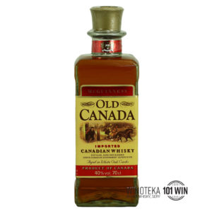 Old Canada McGuinness Very Old Canadian Whisky 40% 0,7l