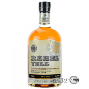 Bourbon Rebel Yell 40% - Whisky Sklep