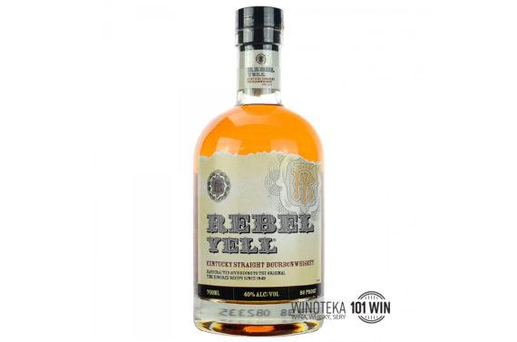 Bourbon Rebel Yell 40% - Whisky Sklep