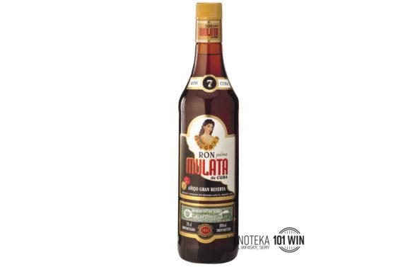 Rum Mulata 7YO 38% 0,7l - Sklep Rum Szczecin