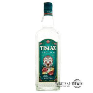 Tequilla Tiscaz Silver 35% 0,7l - Sklep Tequila Szczecin