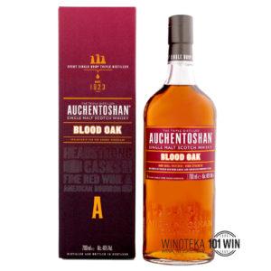 Auchentoshan Blood Oak 46% 0,7 l - Sklep whisky