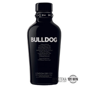 Bulldog Gin 40% 0,7l - Gin Szczecin - sklep gin szczecin