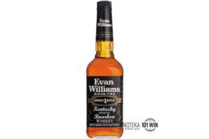 Evan Williams Black Burbon 43% - Whisky Sklep Szczecin