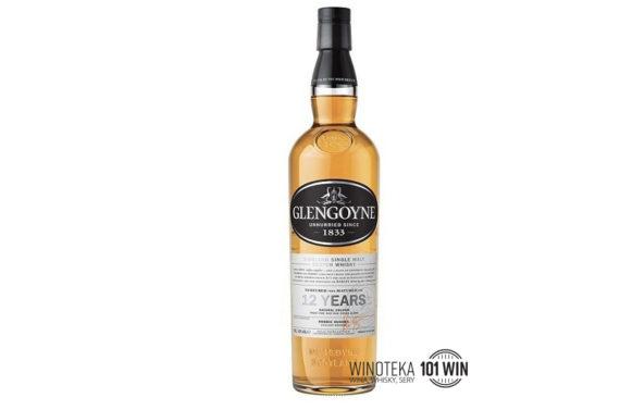 Glengoyne 12-letni 43% 0,7l - Sklep Whisky Szczecin
