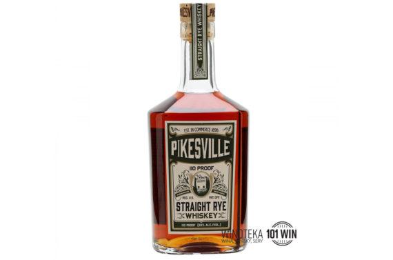Pikesville Straight Rye Whiskey 55% - Sklep Whisky Szczecin