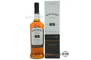 Bowmore Golden & Elegant 15-letni /43%/ 1,0l - Sklep Whisky
