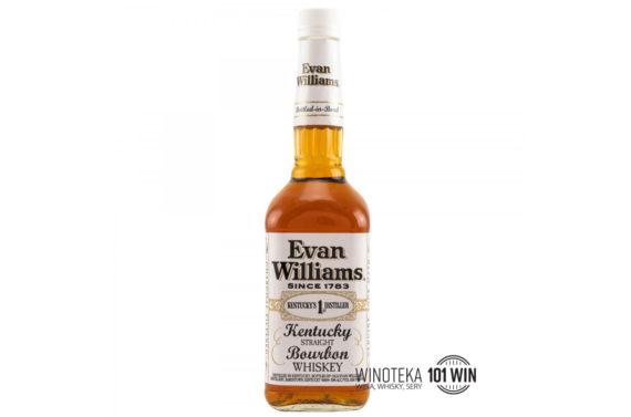 Evan Williams White Bottled in Bond 50% 0,7l - Sklep Whisky