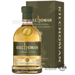 Kilchoman Single Malt Cask Strenght 56,9% 0,7l