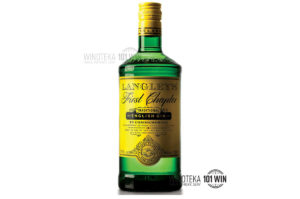 Langley's First Chapter Gin 38% 0,7l