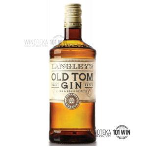 Langley's Old Tom Gin 47% 0,7l - Gin Sklep Szczecin