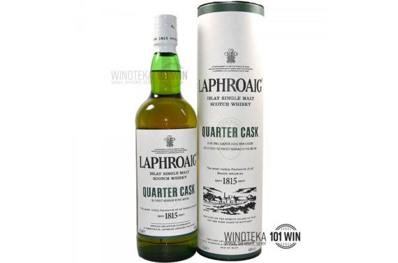 Laphroaig Quarter Cask 48% 0,7l - Sklep Whisky Szczecin