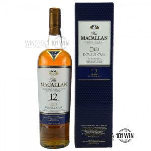 Macallan 12-letni Double Cask 40% 0,7l - Sklep Whisky