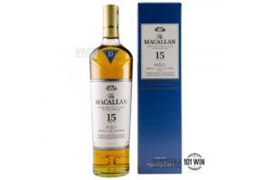 Macallan 15-letni Fine Oak (Triple Cask Matured) 43% 0,7l - Sklep Whisky