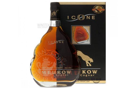 Meukow Icône 150th Anniversary 40% 0,7l - Sklep Koniak Szczecin - Cognac Szczecin
