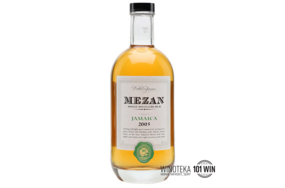 Mezan Jamaica Worthy Park 2005 46%