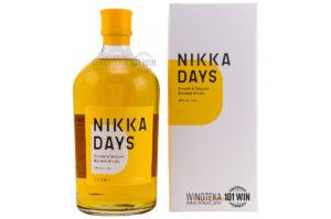 Nikka Days / 40%/ 0,7l - Sklep Whisky Szczecin