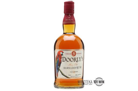 Doorly's 5-letni Fine Old Gold Barbados Rum 40% 0,7l - Rum Szczecin - Sklep Rum Szczecin