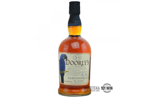 Doorly`s X.O Barbados Fine Old 40% - Rum Szczecin - Sklep z rumem Szczecin