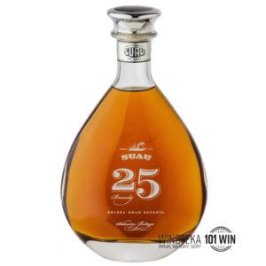 Suau Brandy 25 Años 37% 0,7l