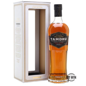 Tamdhu Batch Strength No.4 Sherry Casks 57,8%
