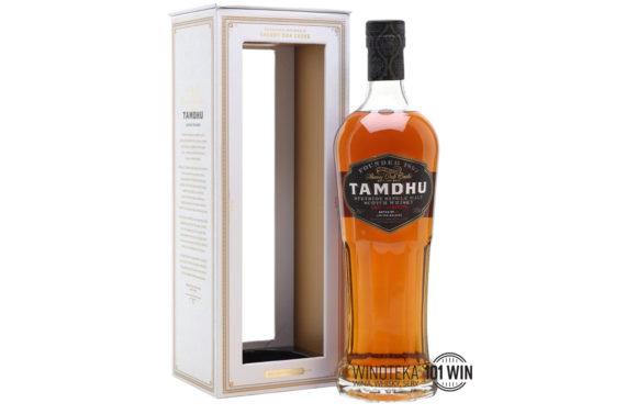 Tamdhu Batch Strength No.4 Sherry Casks 57,8%