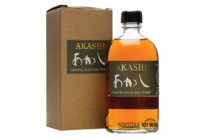 Akashi Japanese Single Malt 46% 0,5l - Whisky Szczecin