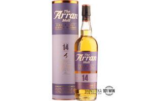 Arran 14 YO 46% 0,7l - Sklep Whisky Szczecin