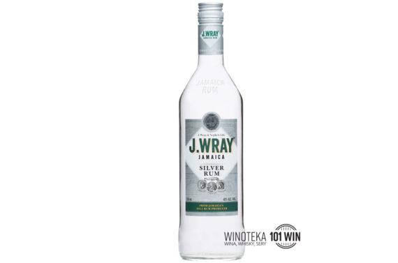 J.Wray Jamaica Rum Silver 40% 0,7l - Sklep Rum Szczecin