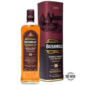 Bushmills Mails 16YO triple wood 40% - Whisky irlandzka Szczecin sklep