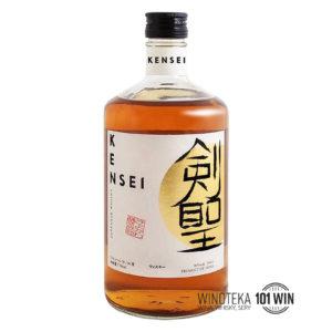 Kensei Blended Japanese Whisky 40% 0,7l - Whisky Szczecin