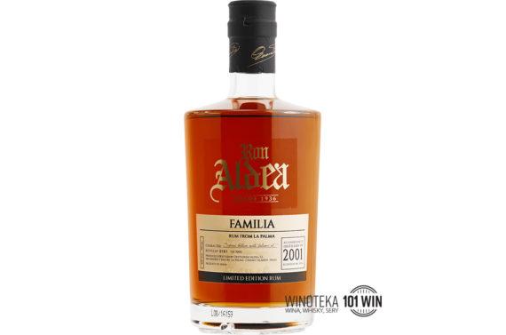 Rum Aldea Familia 15YO 40% 0,7l - Sklep Rum Szczecin