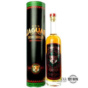 Jaguar Edicion Cordillera 130 proof 65% 0,5l - Rum Szczecin